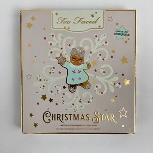 Too Faced Christmas Star Eyeshadow Palette Makeup